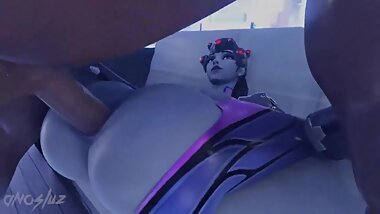 Overwatch - Hot Widowmaker - Part 17