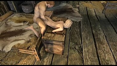 Skyrim sex adventure cartoon