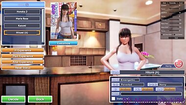 Tutorial honey select how to download and install Hitomi from DoA