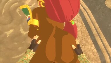 URBOSA BEST FUCK BIG COCK NEW HENTAI