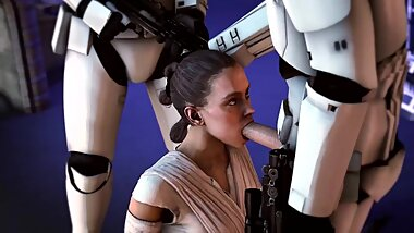 Star Wars Sex 2019 - Rey Sucking Big Dick
